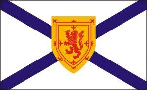 Flagge-Nova-Scotia