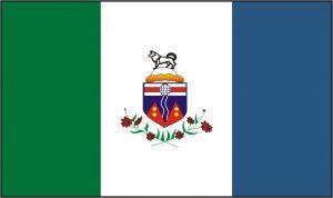Flagge-Yukon-Territory