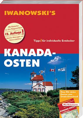 Reiseführer Kanada Osten von Leonie Senne mit Tipps und Infos über Ost Kanada
