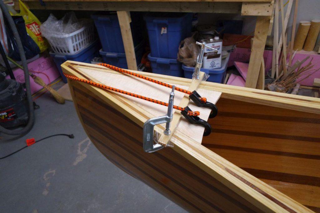 Deck Montage