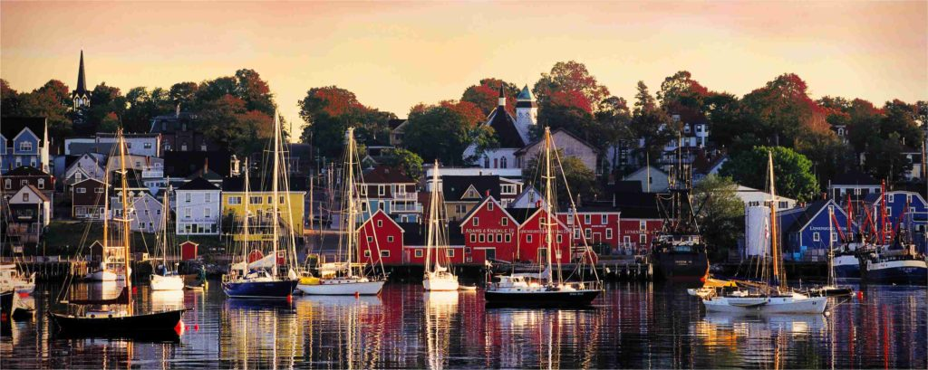 Old Town Lunenburg, South Shore