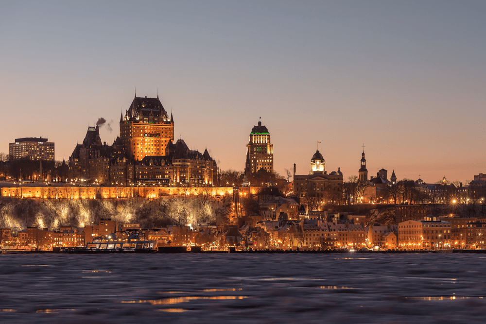 Québec City, Credit: Destination Canada