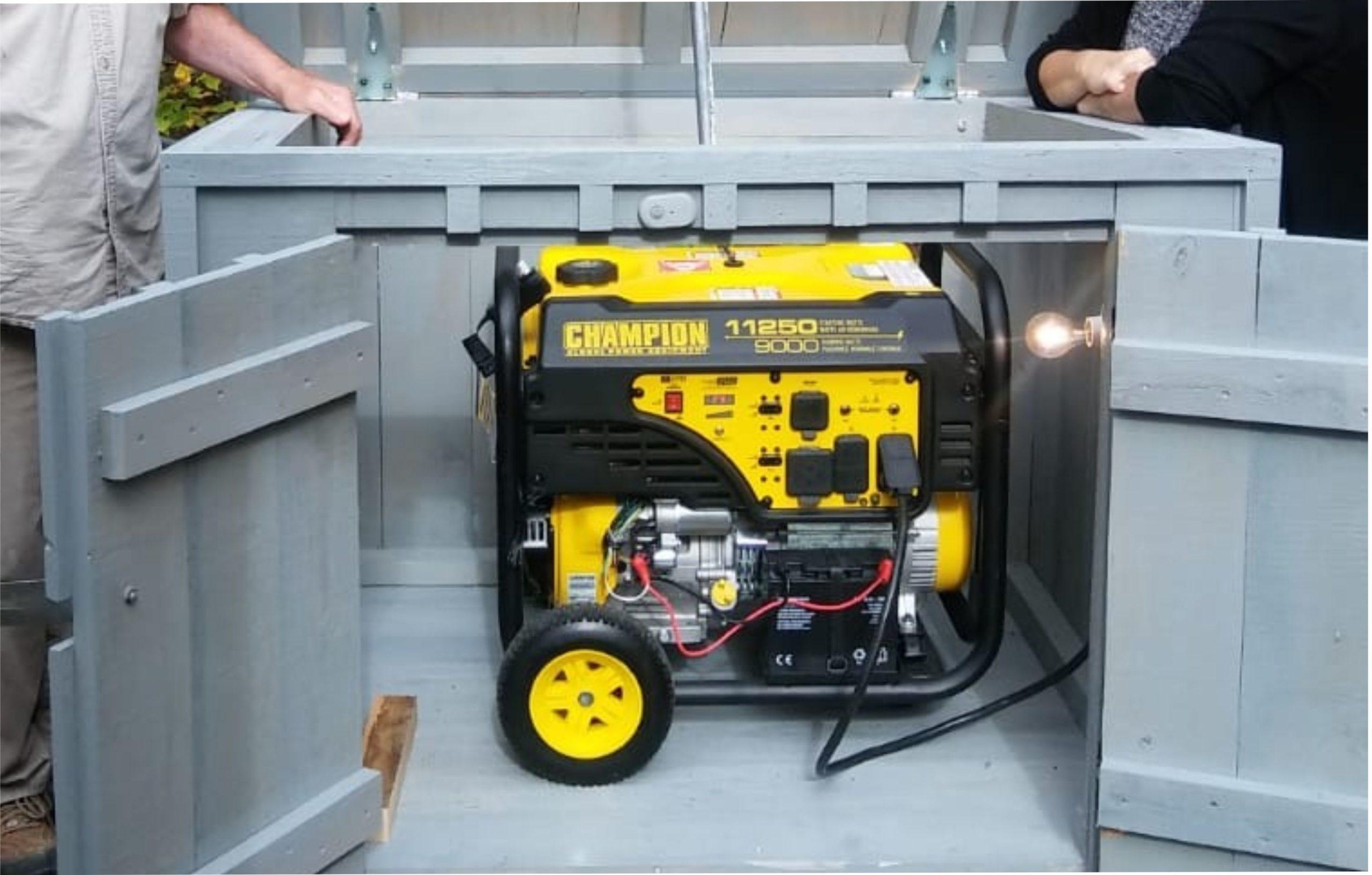 Notstrom Generator