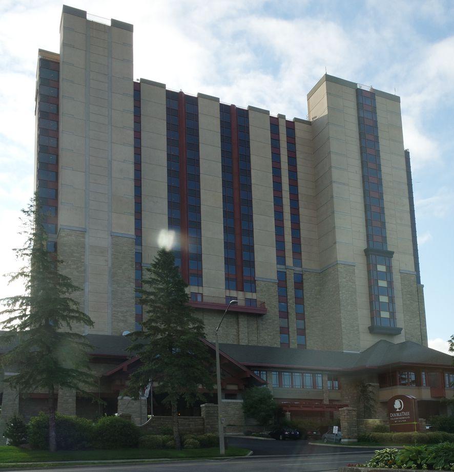 Hilton Double Tree Niagara Falls