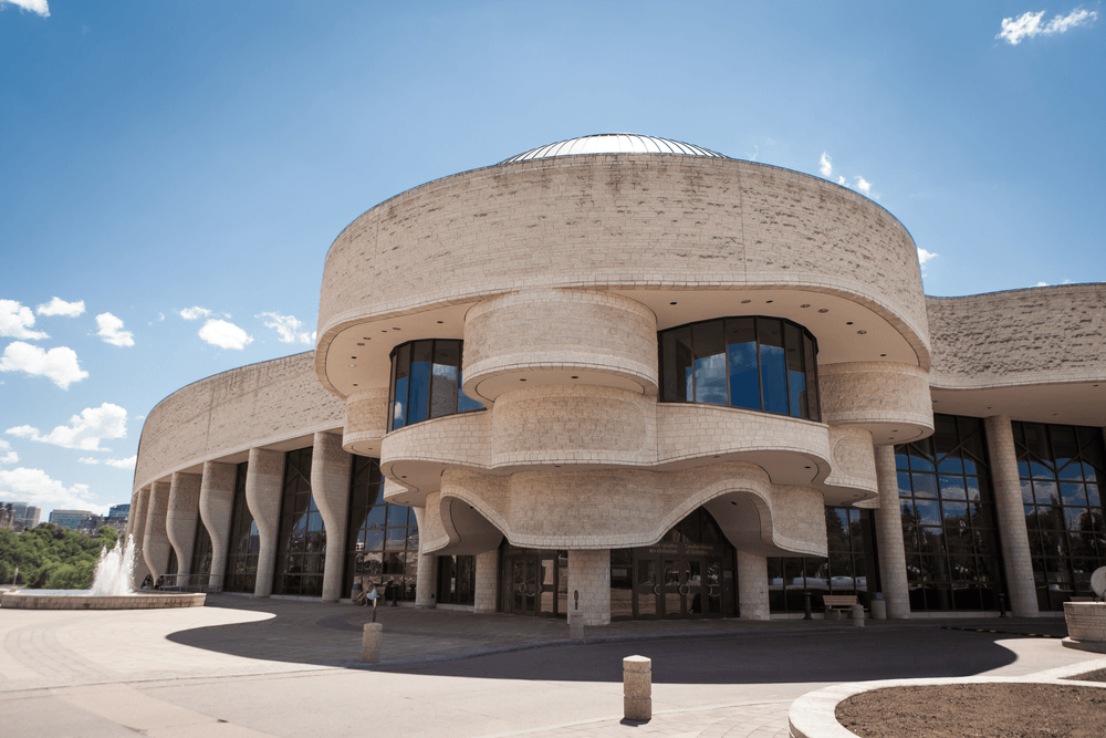 Canadian Museum of History, Gatineau, Quebec