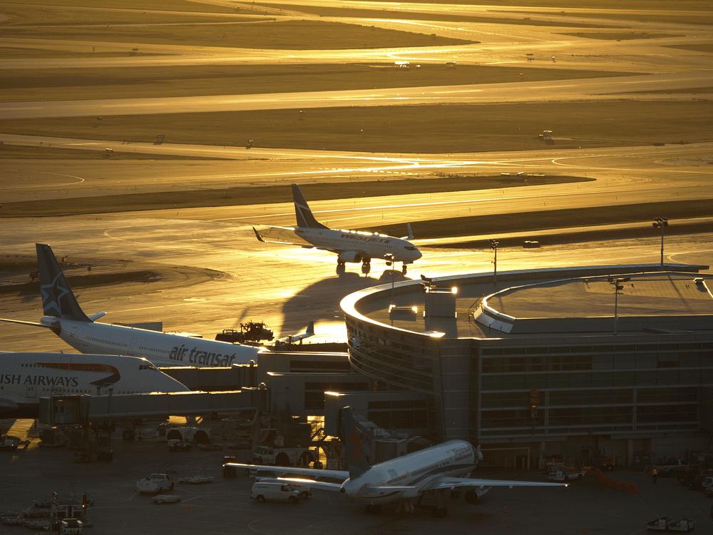 Toronto Airport Lester B. Pearson