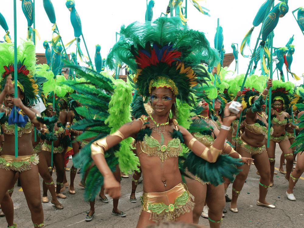Caribana, the Toronto Caribbean Carnival, Toronto, Ontario