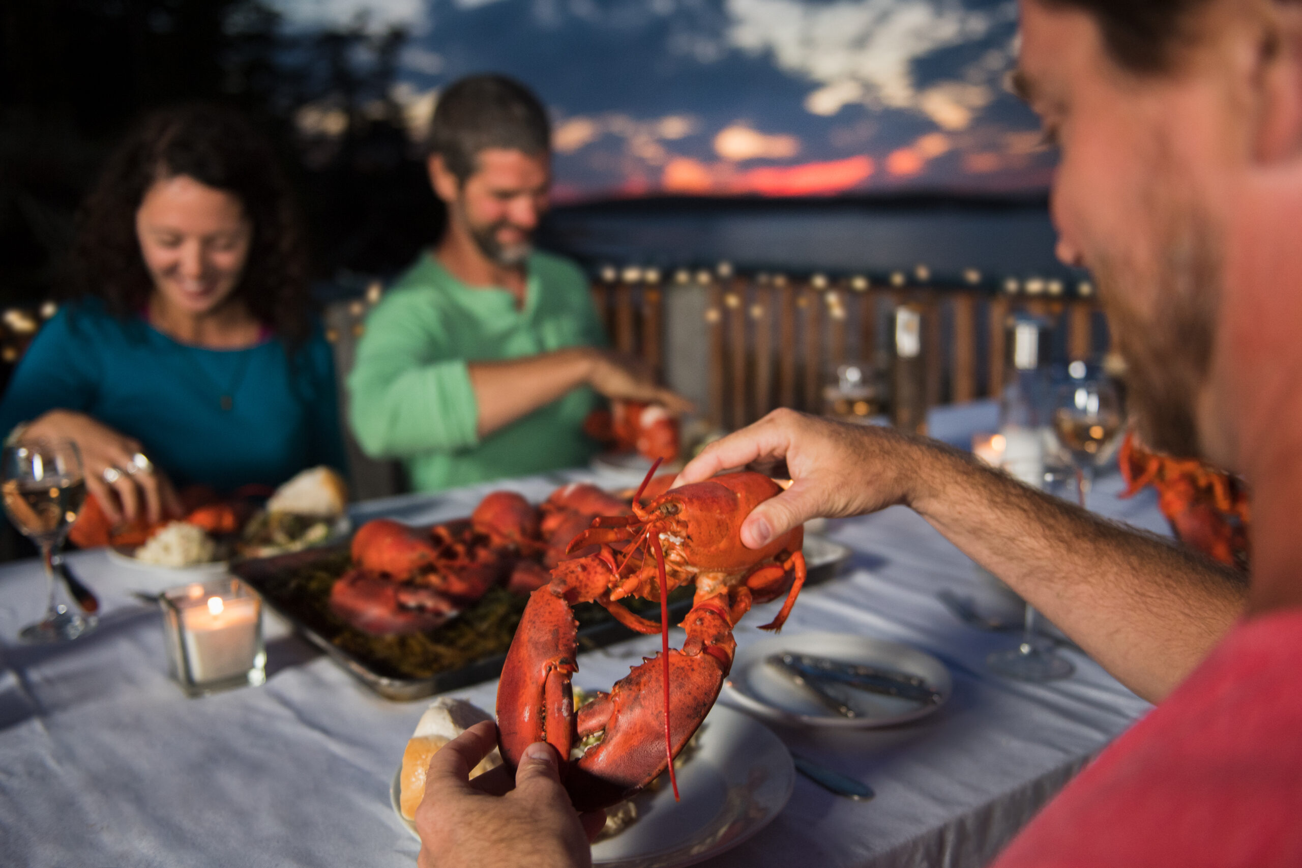 Cuisine in Canada - Sea-to-Table Lobster Adventure