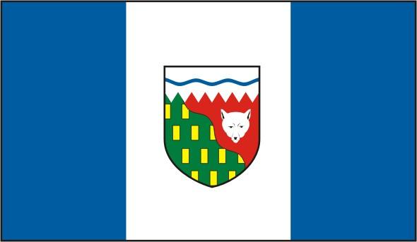 Flag Northwest Territory
