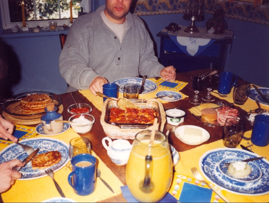 Cuisine in Canada - Breakfast