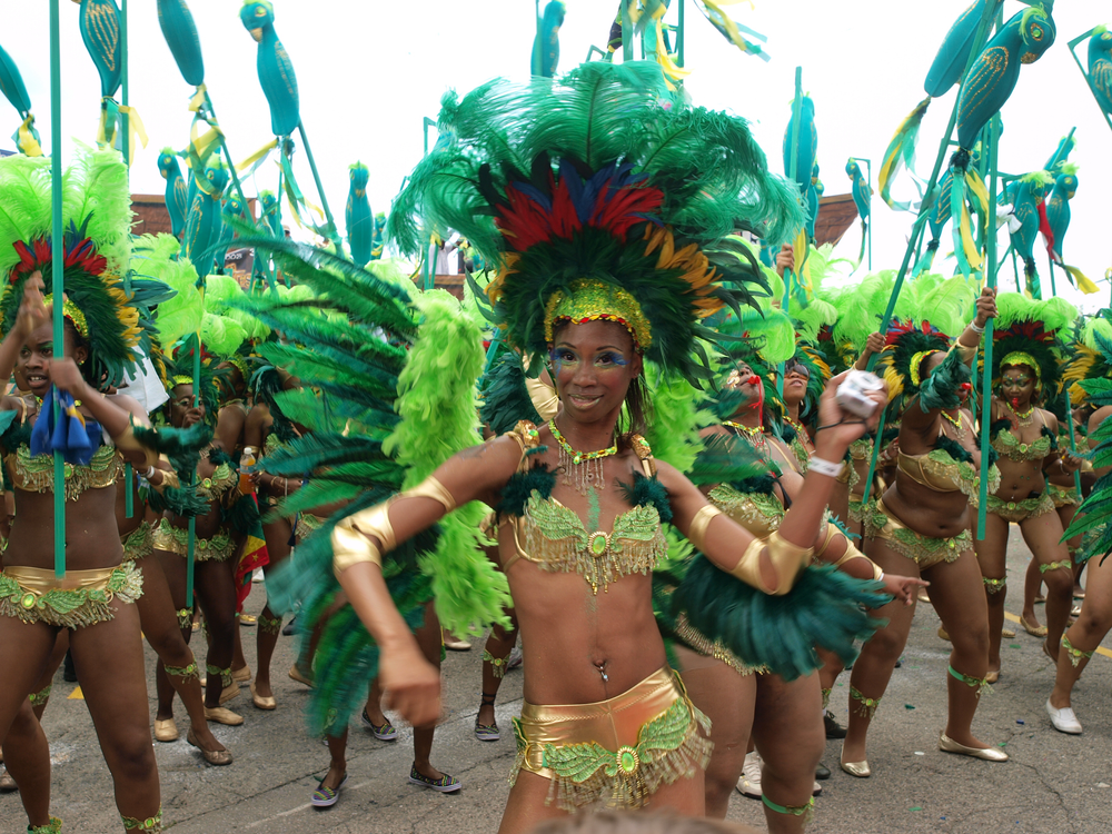 Events in Eastern Canada - Caribana Toronto