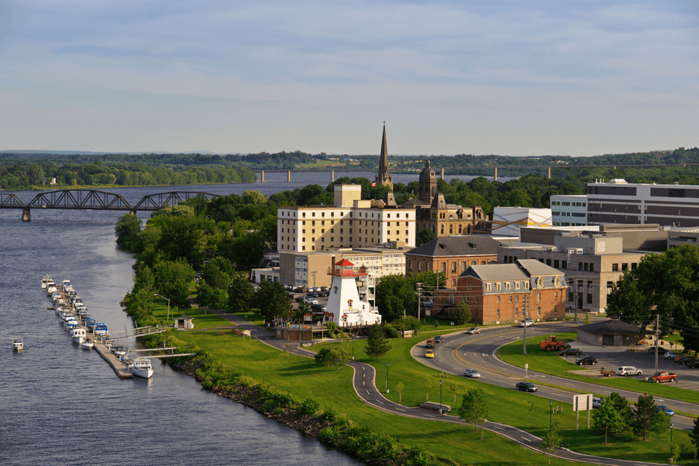 Cities in Eastern Canada - Fredericton