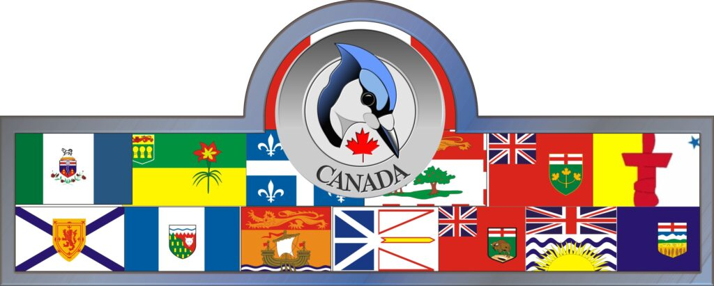Provinzen in Kanada