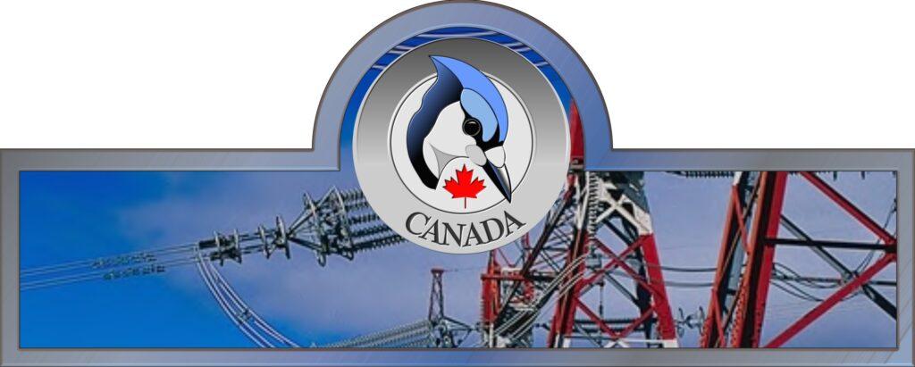 Elektrizität in Kanada - Strom in Kanada