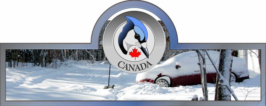 Wintersport in Ost Kanada