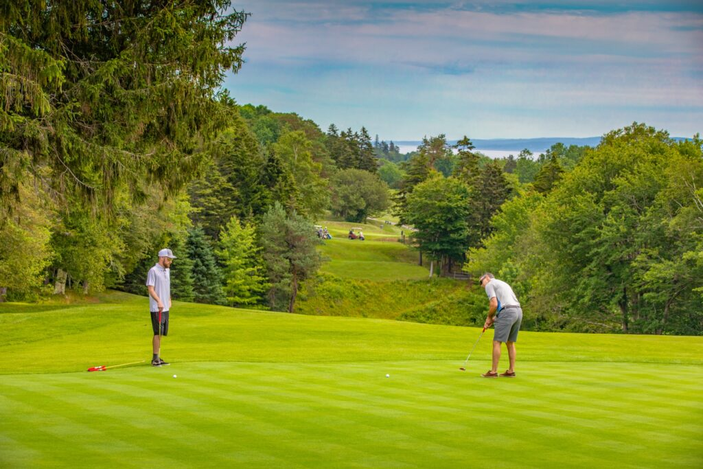 Digby Pines Golf Resort and Spa, Digby - Golfplätze in Ost Kanada
