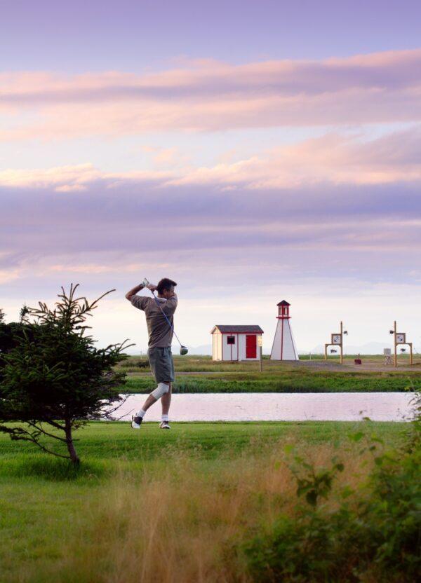 Grande Meadows Golf Course, Burin Peninsula, Newfoundland and Labrador - Golfplätze in Ost Kanada