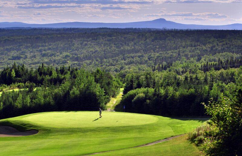 Gander Golf Club, Gander, Newfoundland and Labrador